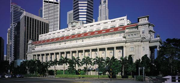 Fullerton Singapore TravelModus