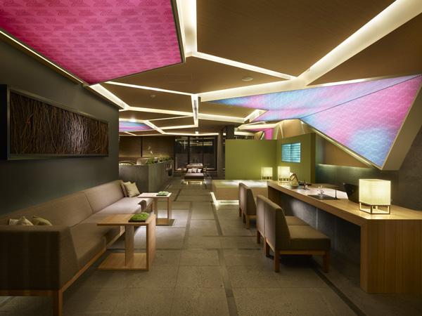 Kanra kyoto japan travelmodus for Design hotel kyoto