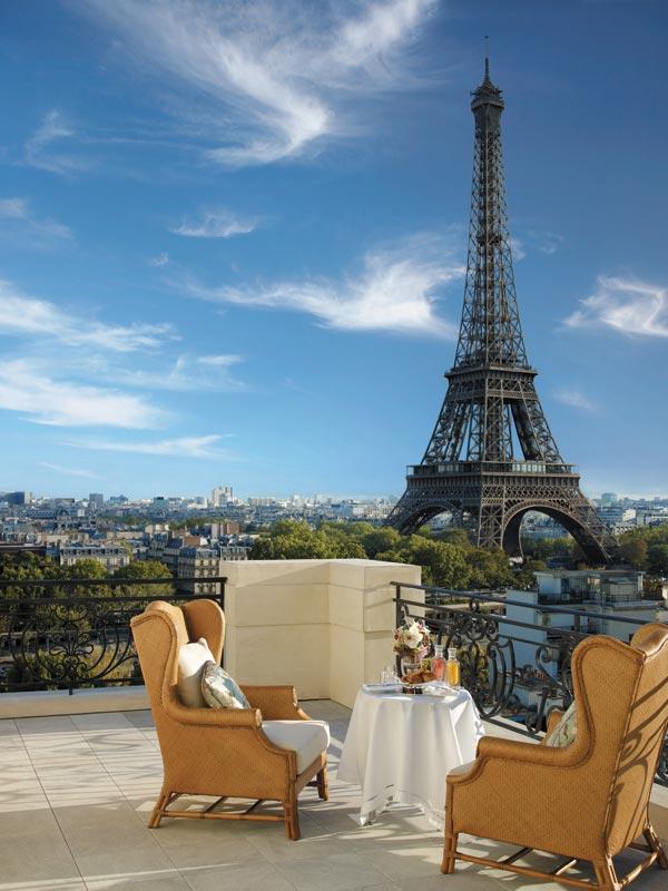 Shangri la paris usa travelmodus for Shangri la barcelona