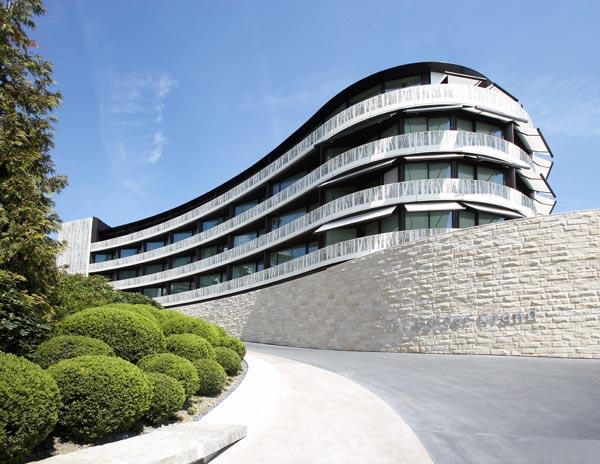 Modern Architecture Zurich dolder grand, zurich, switzerland - travelmodus