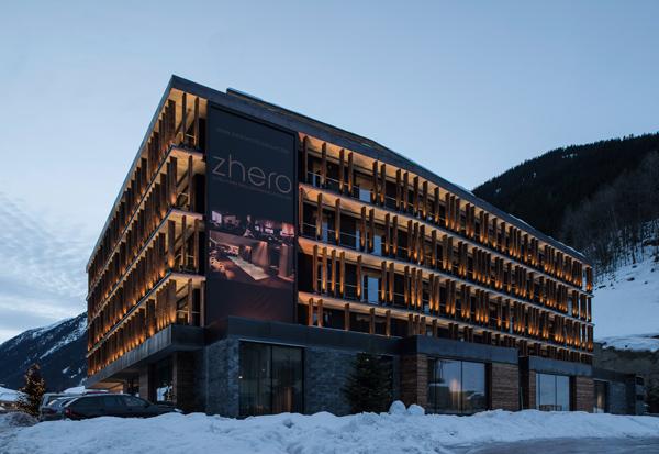 Zhero ischgl kappl austria travelmodus for Design hotel ischgl