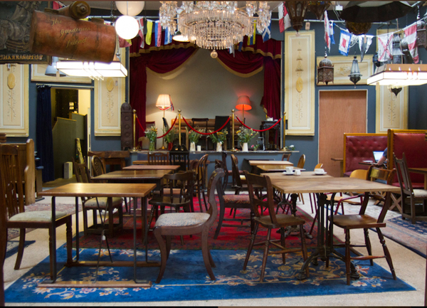 Brunswick House Cafe Vauxhall Menu