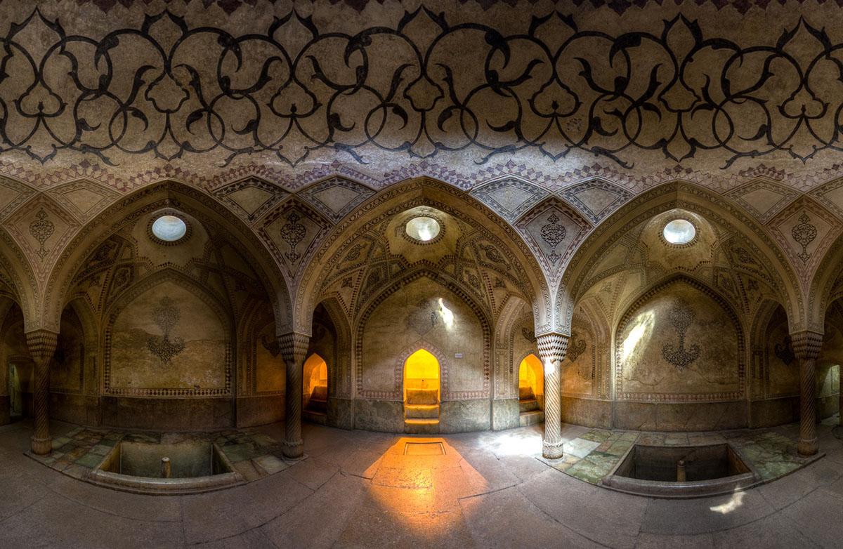 Iran-travelmodus