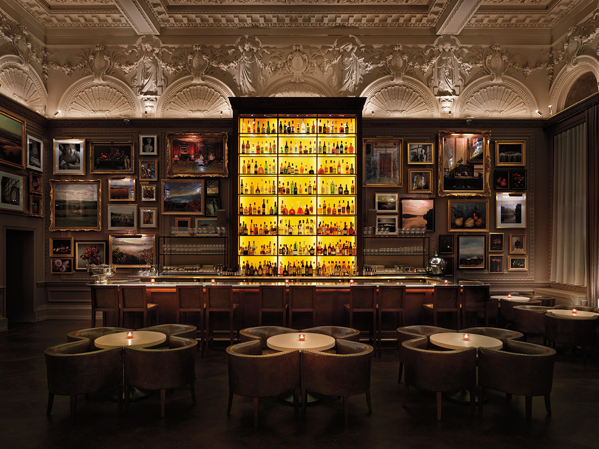 Edition London Hotels Berners Tavern