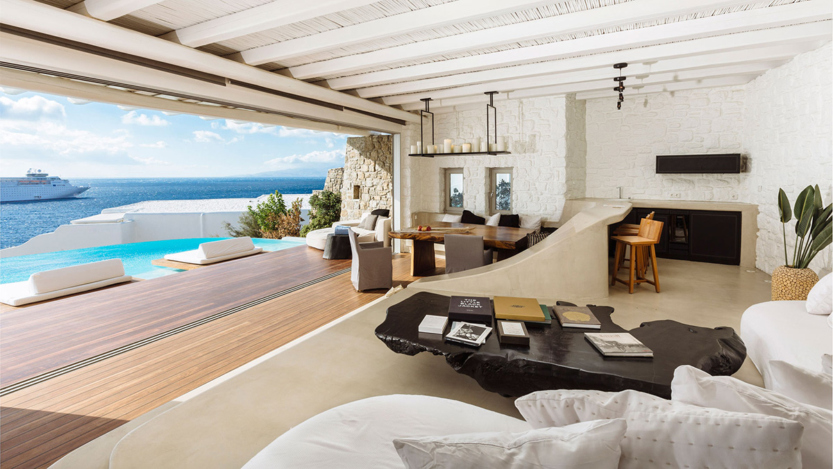Cavo tagoo mykonos greece travelmodus for Top design hotels mykonos