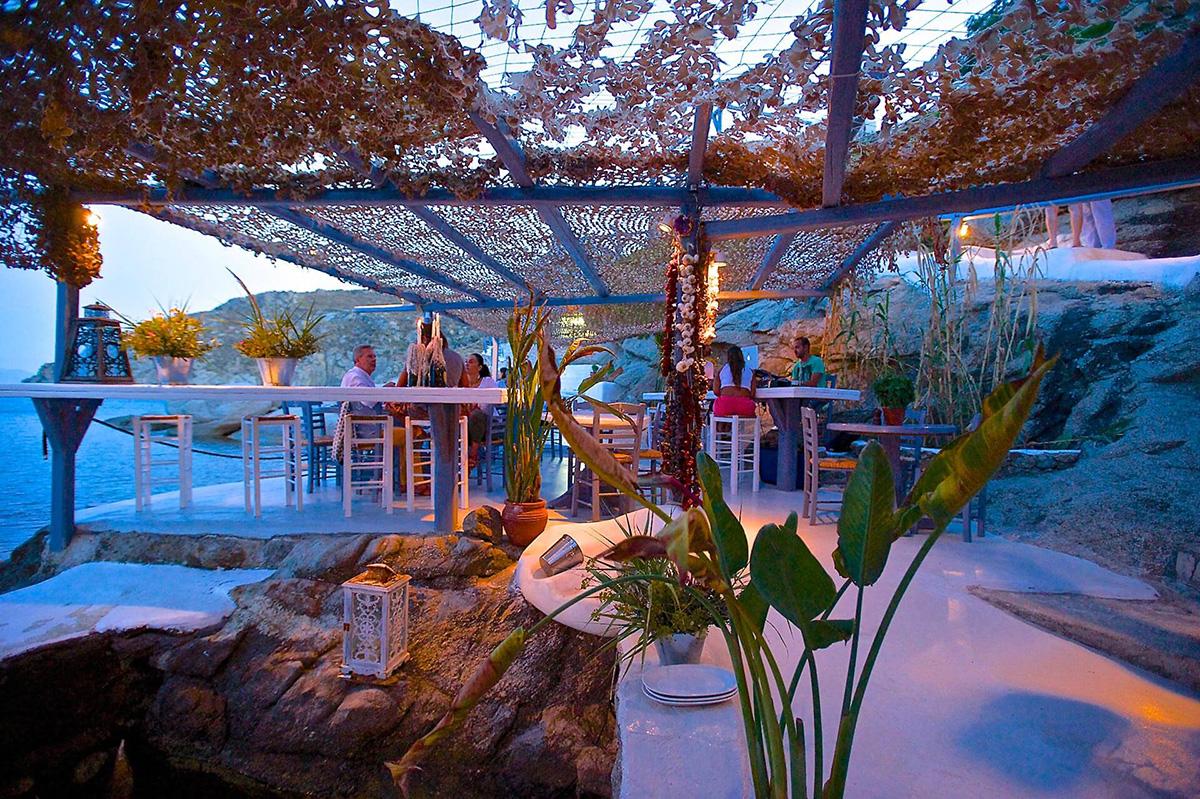 Spilla restaurant mykonos-travelmodus-2