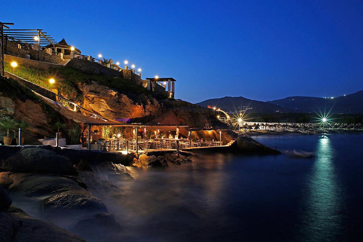 Spilla restaurant mykonos
