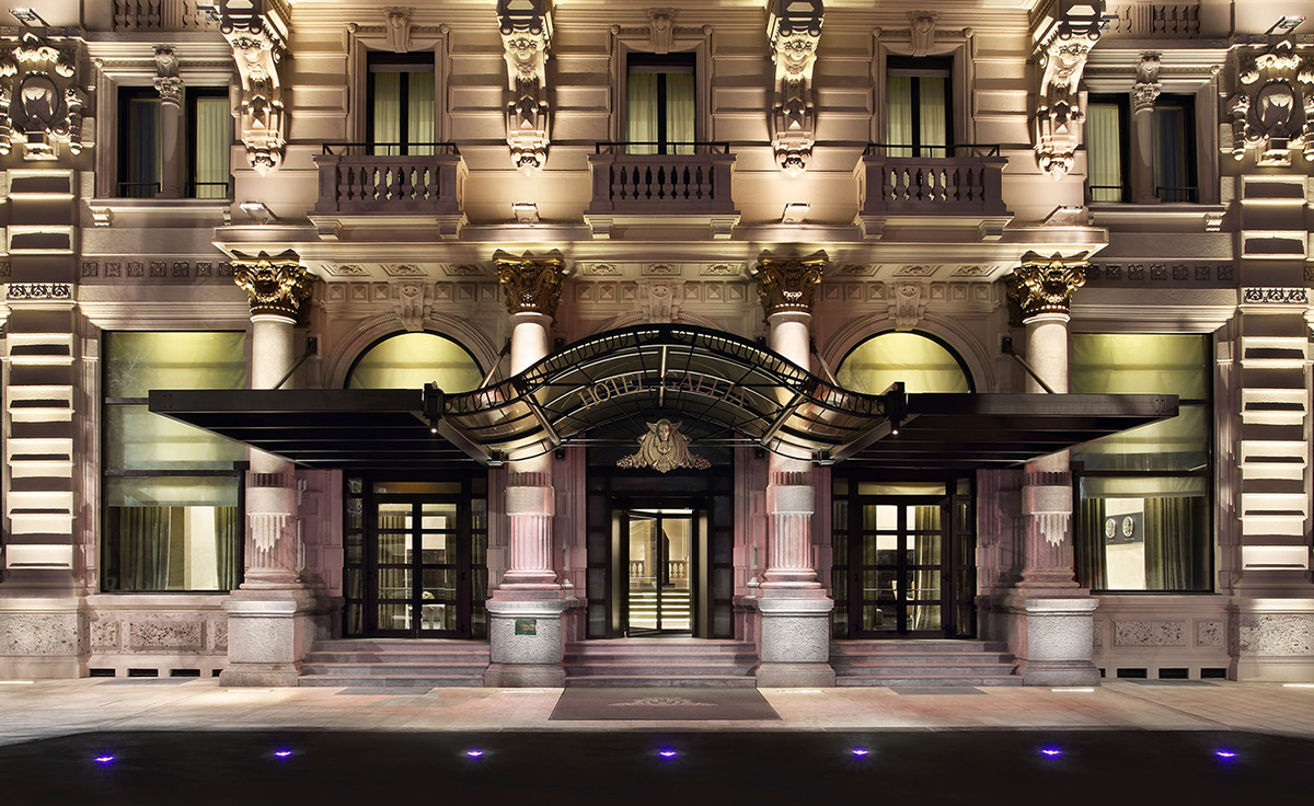 Hotel Rosalba Milan Guide Discover The Design And Fashion Capitals Coolest