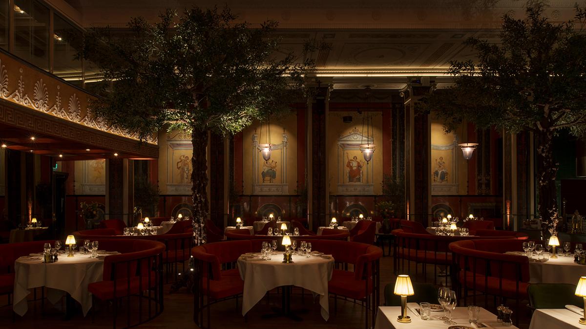 L Avventura Restaurant Stockholm Sweden